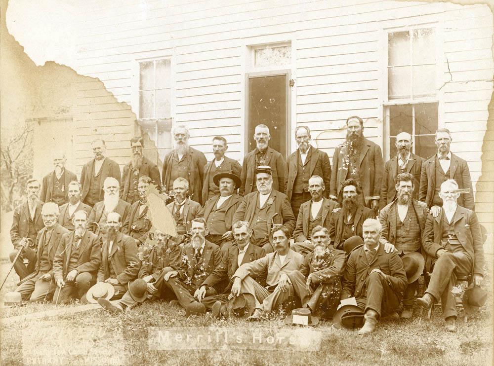2nd Missouri Cavalry Reunion Bethany Mo Community And