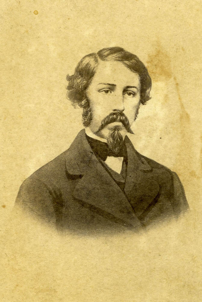 Photograph of William C. Quantrill.