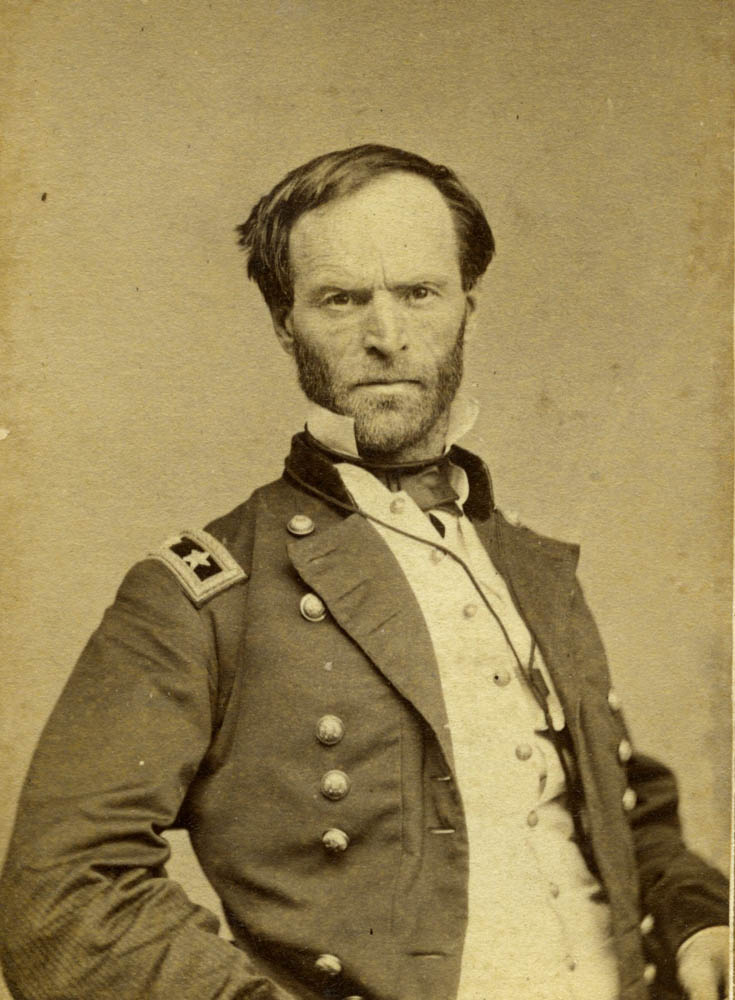 an introduction to the life of william tecumseh sherman William tecumseh sherman essay example (william tecumseh sherman brainyquotecom) william layout and approach of a launch campaign for the introduction of.