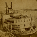 Steamboat-on-Mississippi-Ri